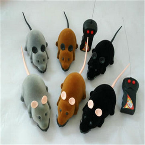 Hot Selling Wireless Remote Control Mouse Cat Toy - VIP Top Cats