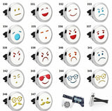 Emoticon Expression Aromatherapy Car Diffuser - VIP Top Cats