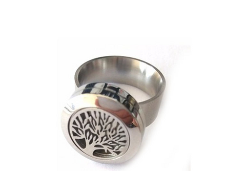 Aromatherapy Tree Of Life Ring - VIP Top Cats