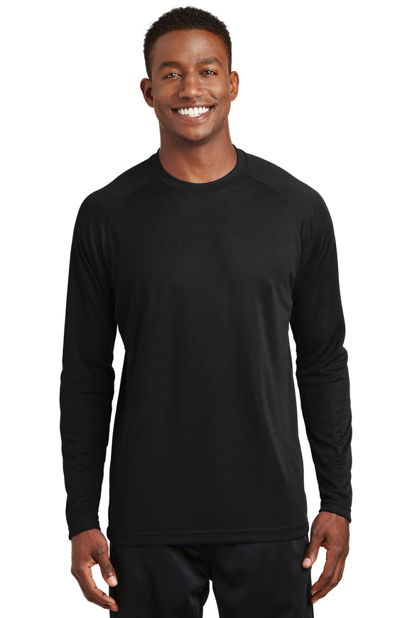 VA Sport-Tek® Dry Zone® Long Sleeve Raglan T-Shirt