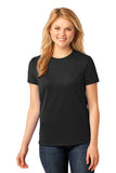 VA Port & Company® Ladies Core Cotton Tee (EDUCATION)