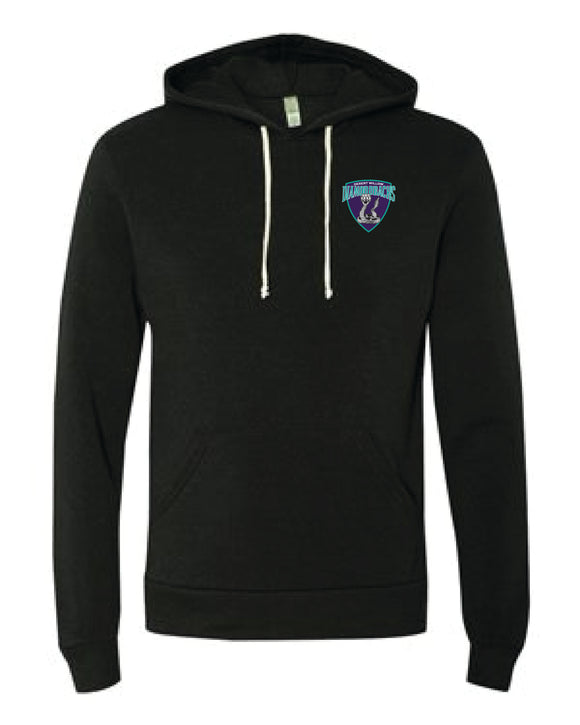 DWE Eco-Fleece Hooded Sweatshirt *STAFF APPAREL*