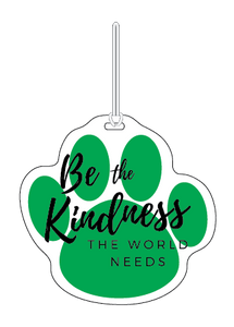 St. Cyril Kindness Bag Tag