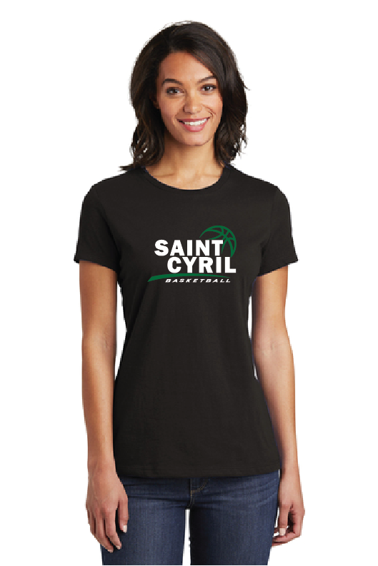 St. Cyril Basketball Fan Shirt