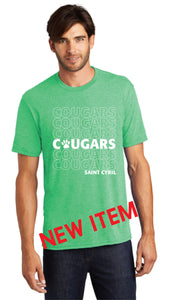 St. Cyril Cougars Repeat Shirt