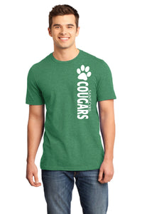 St. Cyril Cougars Vertical Fan Shirt