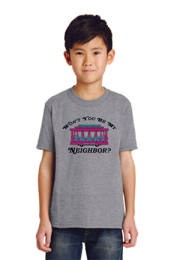DWE 2020-2021 Won't You Be My Neighbor Shirt