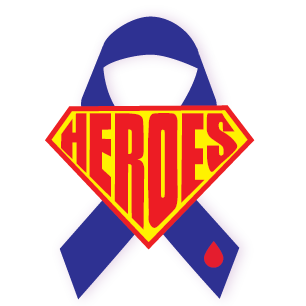 Heroes Temporary Tattoo