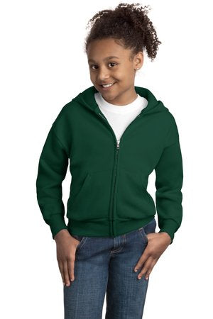 St. Cyril Full Zip Hooded Sweatshirt