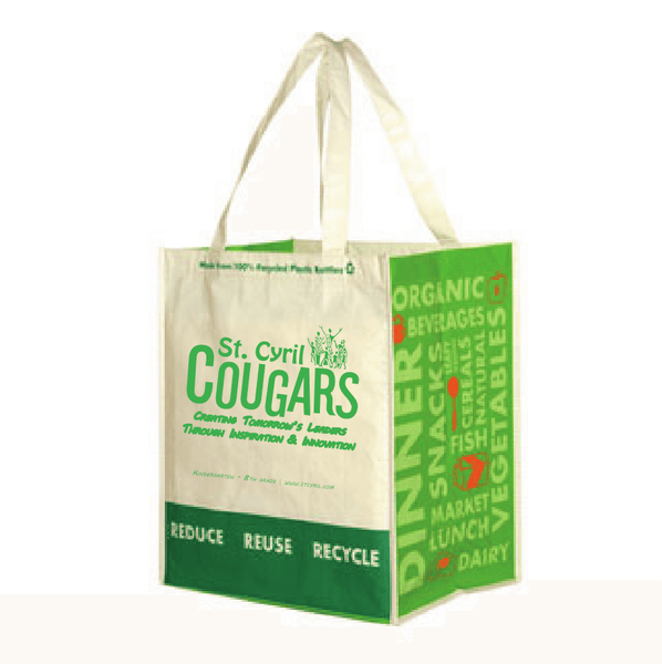 St. Cyril Grocery Tote