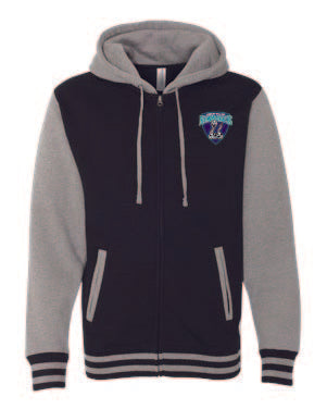 DWE Hooded Varsity Jacket *STAFF APPAREL*
