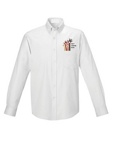 St. Cyril Jr. High Long Sleeve Button Down Shirt