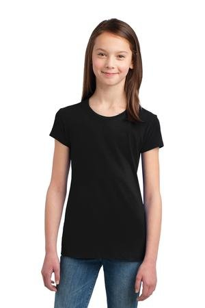 Premier Show Stables Girls Black Tshirt w/Logo