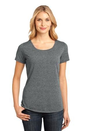 Premier Show Stables Heather Grey Lace Tee w/Logo