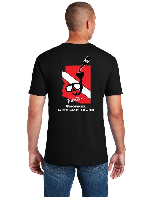 Snorkel Dive Bar Tours Shirt