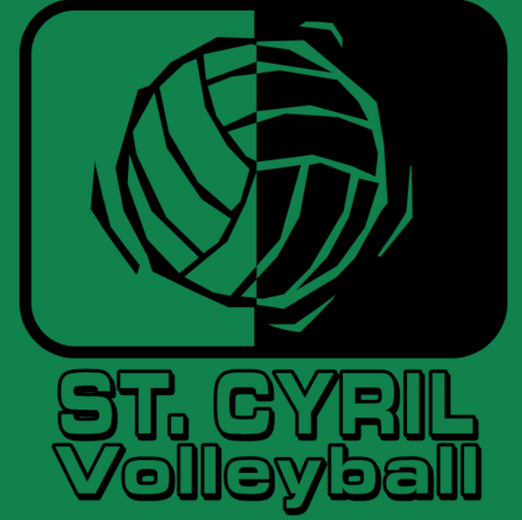 St. Cyril Volleyball Fan Shirt
