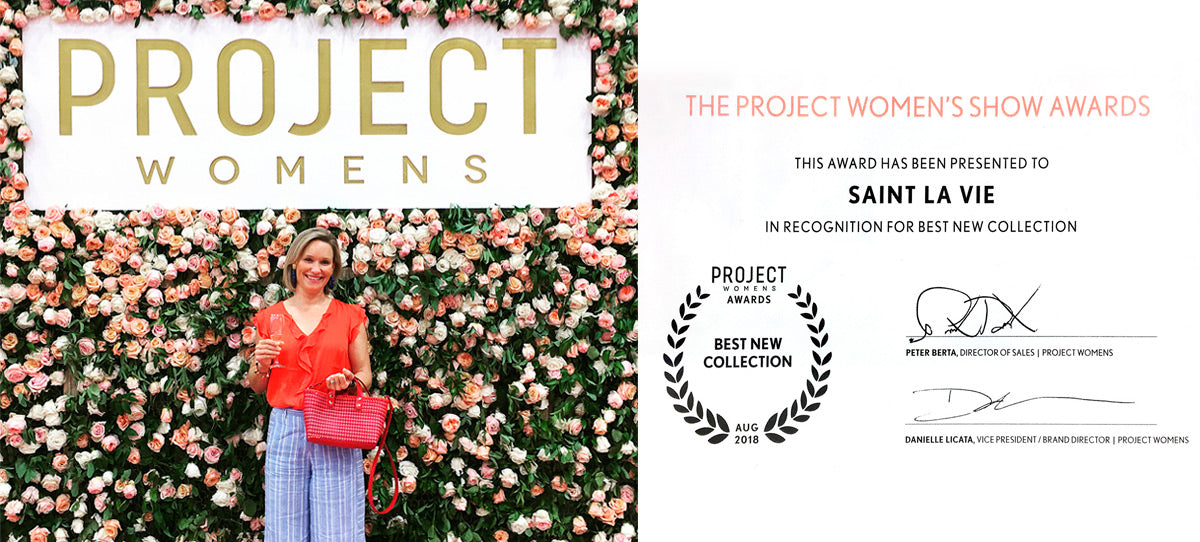 the project womens show award 2018 sant la vie