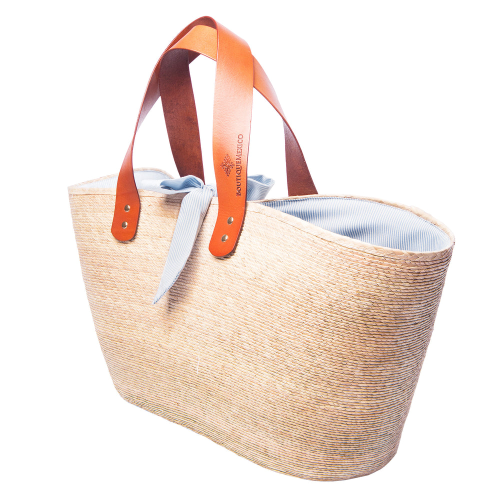 Ibiza Palm Tote Large