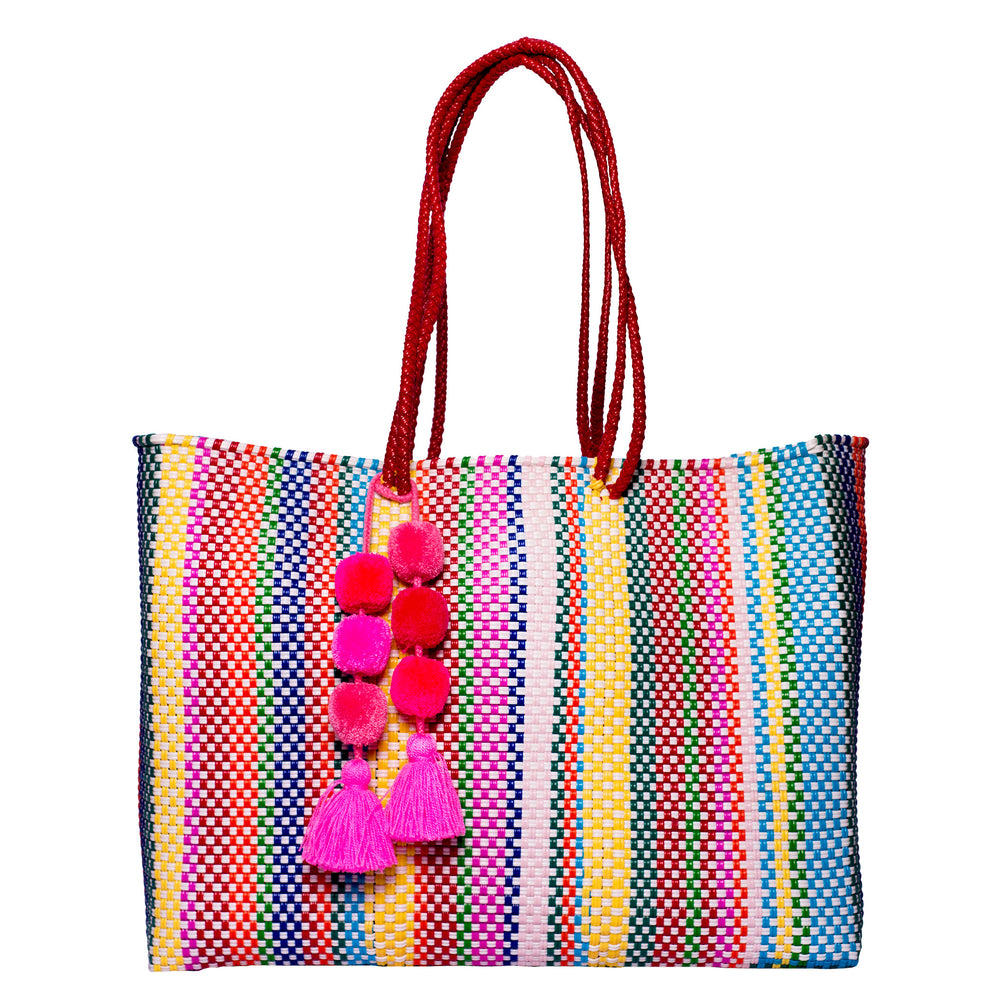 Stella Large Long Handle Tote
