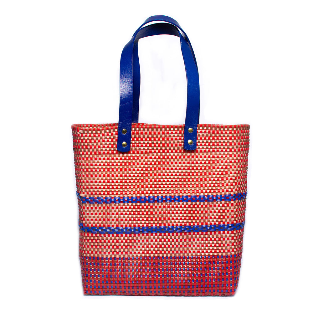 Stella Market Tote Orange
