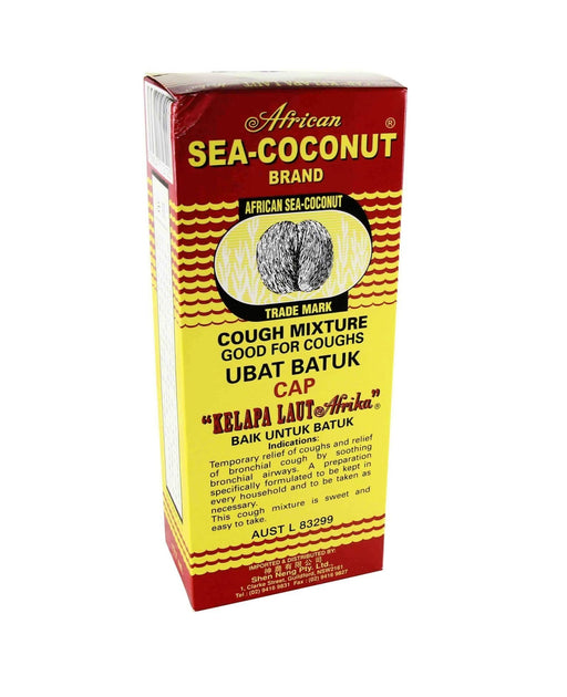 African Sea Coconut Cough Mixture from African Sea Coconut Brand - Herbal Products Direct