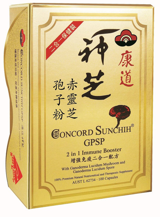 Concord Sunchih GPSP 2 in 1 Immune Booster from Concord - Herbal Products Direct