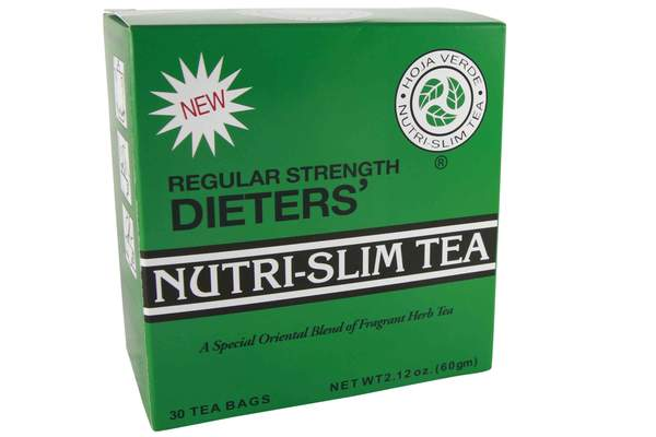 Dieters Nutri-Slim Tea from Dieters - Herbal Products Direct