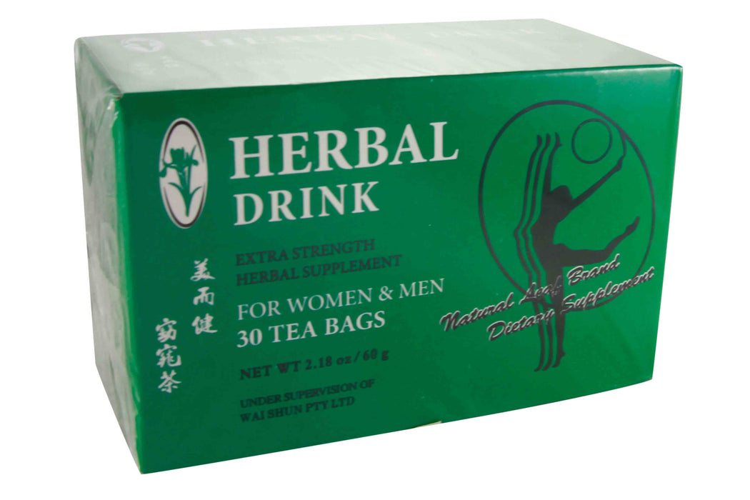 Natural Leaf Herbal Dietary Drink from Natural Leaf - Herbal Products Direct