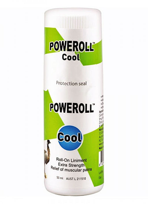 Poweroll Cool Emu Massage Oil from Concord - Herbal Products Direct