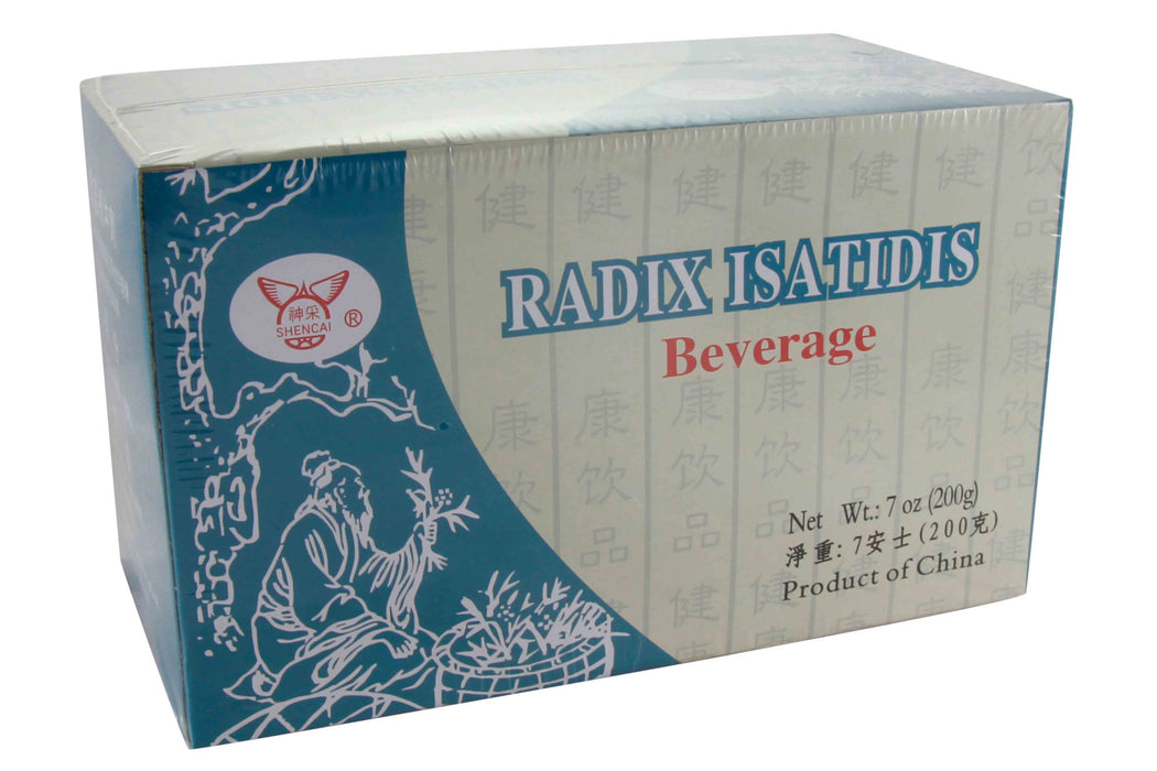 Radix Isatidis Herbal Beverage from Herbal Products Direct - Herbal Products Direct