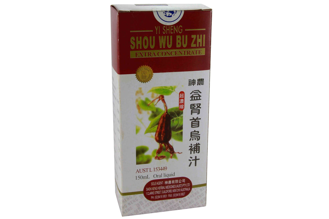 He Shou Wu (FOTI) Beverage - Extra Concentrate from Herbal Products Direct - Herbal Products Direct