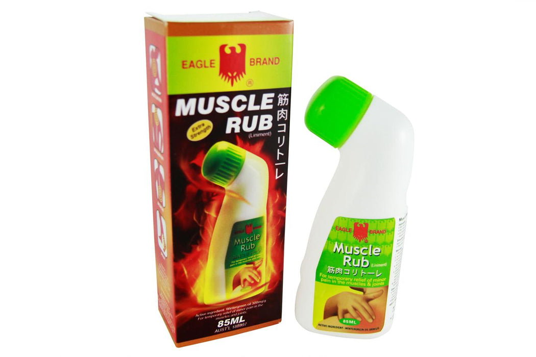 Eagle Brand Muscle Rub Extra Strength from Eagle Brand - Herbal Products Direct