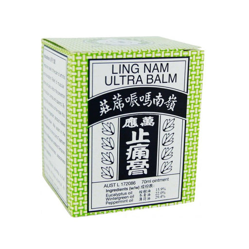 Ling Nam Ultra Balm from Shen Neng Herbal Meidcine - Herbal Products Direct