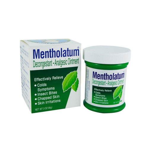 Mentholatum Ointment from Shen Neng Herbal Meidcine - Herbal Products Direct