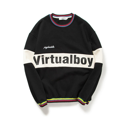 Ultra Classic VirtualBoy Sweater - Loot & Ivory