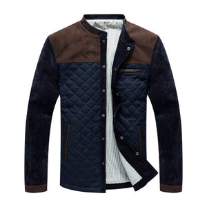 English Style Urban Light Textured Jacket - Loot & Ivory