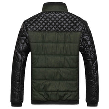Classic Motorsport Winter Jacket - Loot & Ivory