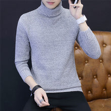 Contemporary Casual Wool Sweater - Loot & Ivory