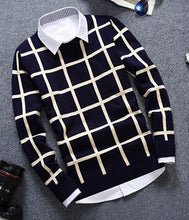 English Style Contemporary Pullover