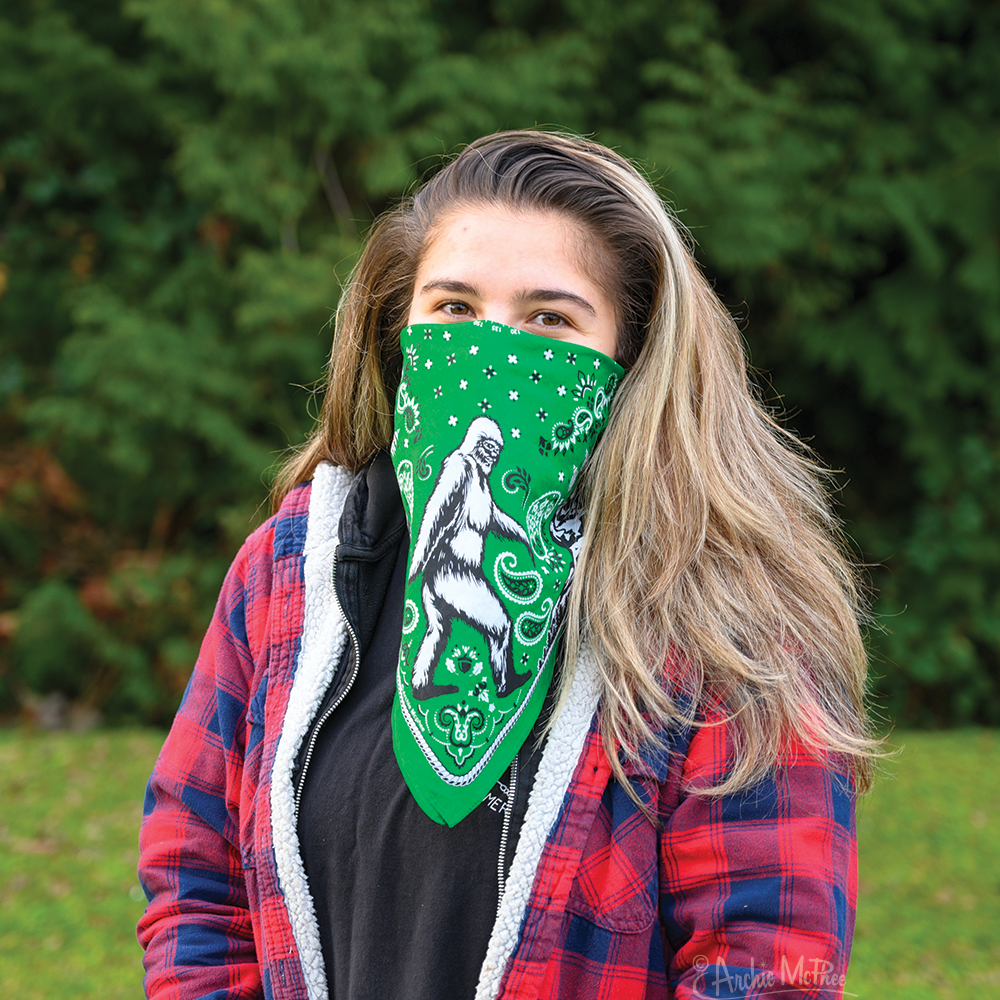 Bigfoot Bandana