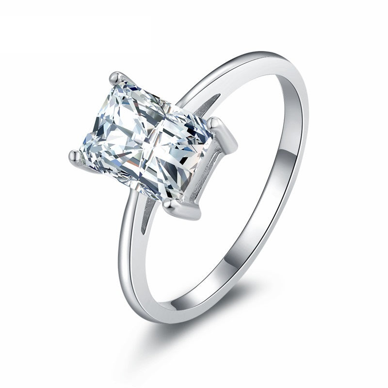 engagement ct build rings platinum square channel your princess cut in own tw setmain ring set diamond