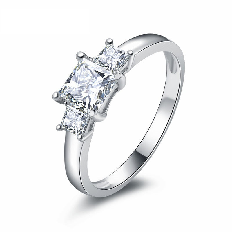 allure the diamonds princess engagement ring engagementring band centre cut gia on diamond rings