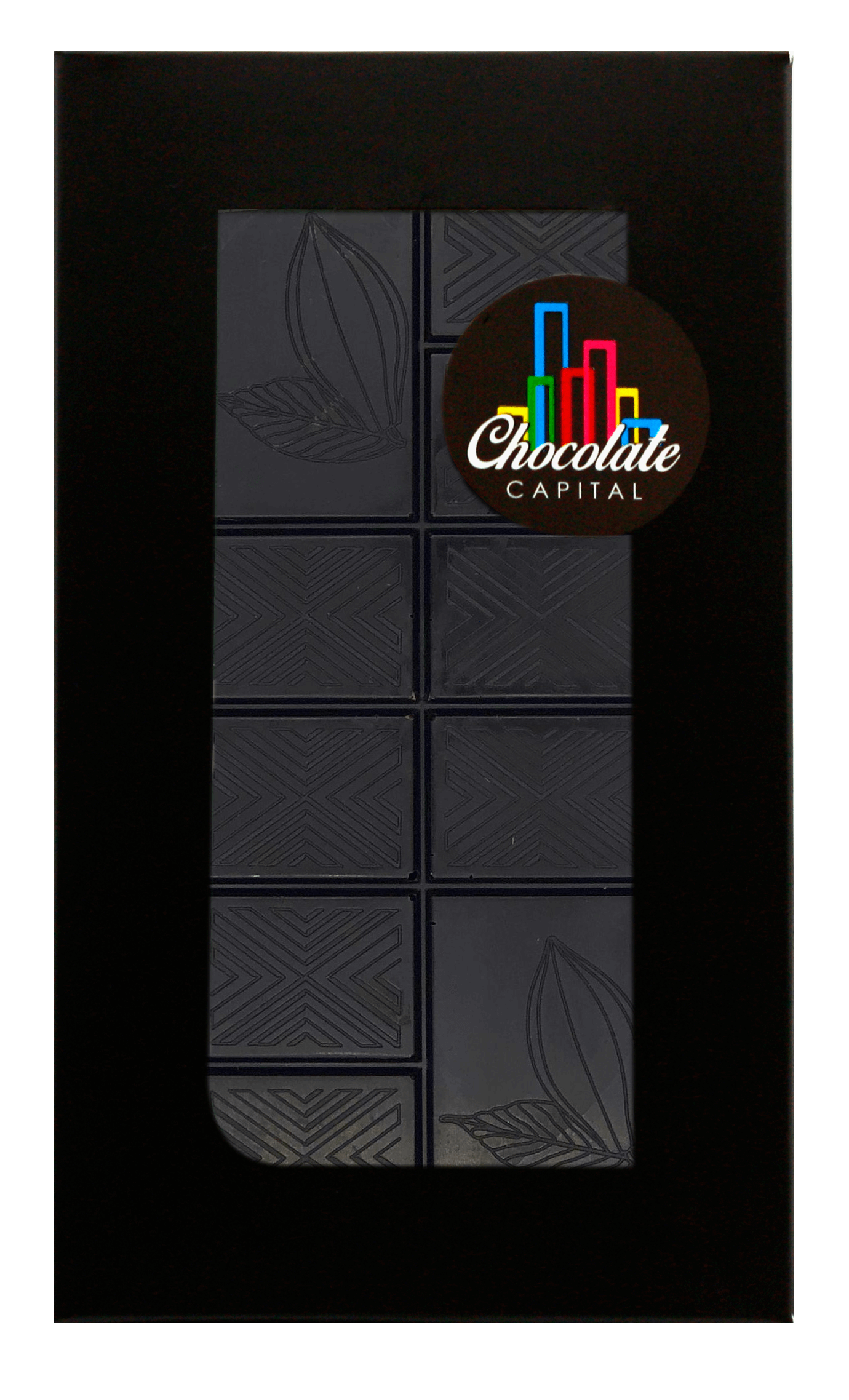 Barra de Chocolate Oscuro al 70%