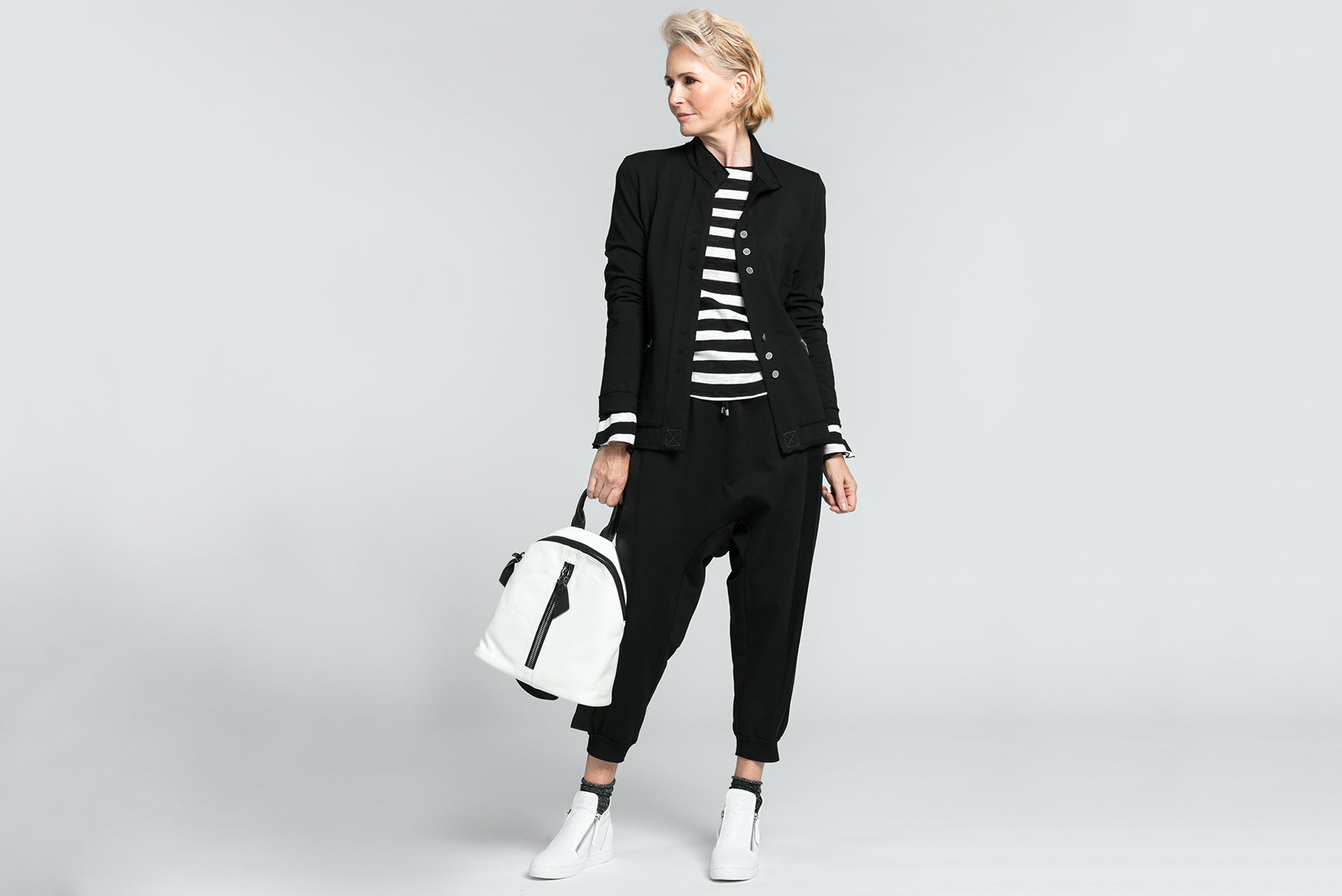 Angelou Jacket, Repertoire NZ