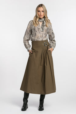 Contempo Skirt, Skirt - Repertoire NZ, New Zealand Fashion, Womenswear, Womens Clothing