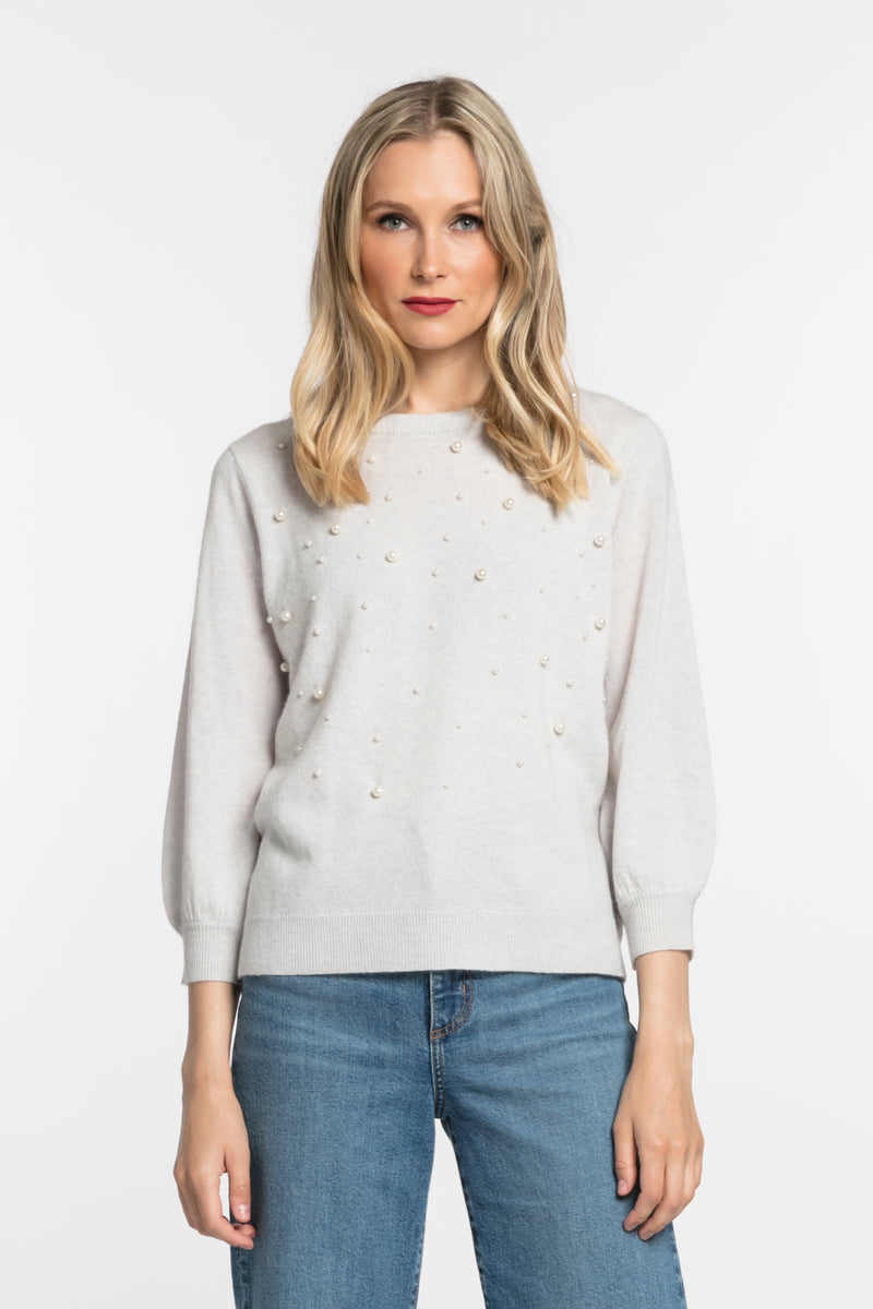 Dayton Pearl Sweater, Knitwear - Repertoire NZ, New Zealand Fashion, Womenswear, Womens Clothing