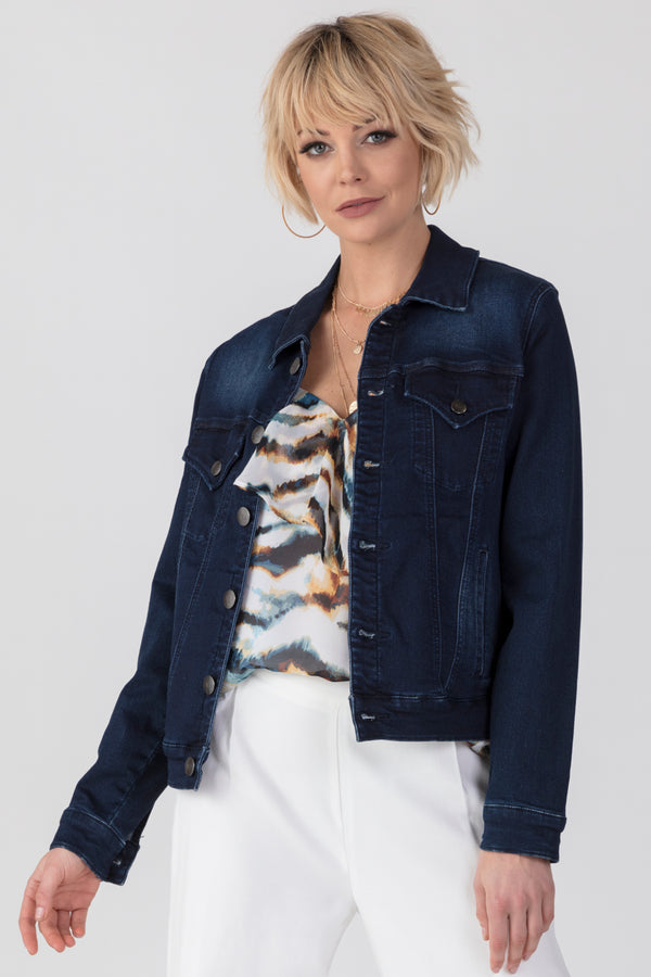 Hornsey Denim Jacket, Jacket - Repertoire NZ, New Zealand Fashion, Womenswear, Womens Clothing
