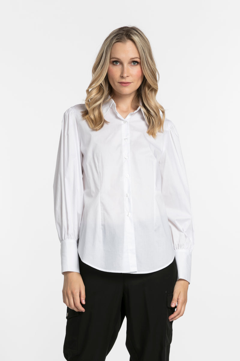 Elaine Blouse, Top - Repertoire NZ, New Zealand Fashion, Womenswear, Womens Clothing