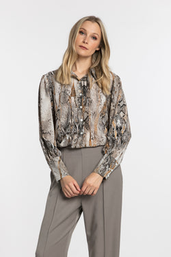 Eleanor Blouse, Top - Repertoire NZ, New Zealand Fashion, Womenswear, Womens Clothing