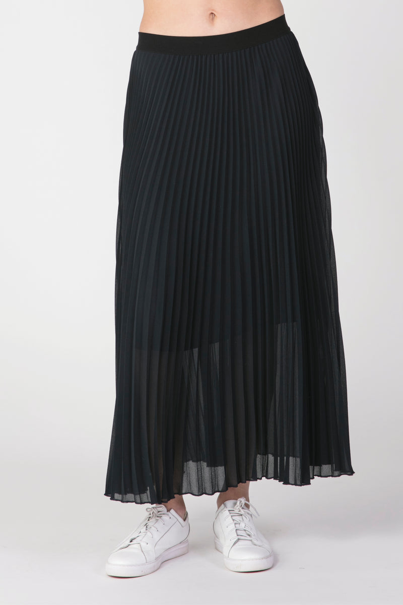 Emily Pleated Skirt, Skirt - Repertoire NZ, New Zealand Fashion, Womenswear, Womens Clothing